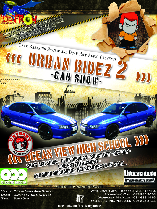 Urban Ridez 2 – Car Show